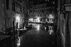 Venice (Tiziana de Martino) Tags: venice venezia italia italy gondola gondoliere notte laguna acqua water