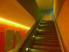 Zürich, Schulhaus Scherr II (duqueıros) Tags: schweiz suisse svizzera switzerland zürich zurich schulhaus school schulhausscherr colours farbig geometrie geometry modern art kunst wand wall treppe stair duqueiros
