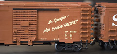 UP 4 (Jeffinslaw) Tags: lego moc boxcar sps union pacific train