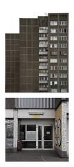 [B L O C K S]. 1 / 3 (pictob) Tags: plattenbau berlin architecture series symmetry prefabricatedbuilding minimalistic geometric graphic nikon nikond7100 germany documentary