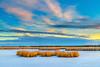 Market Lake Sunrise (James Neeley) Tags: idaho marketlake winterlandscape jamesneeley