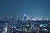 東京の夜景 (YUSHENG HSU) Tags: 東京 夜景 都市風景 街並み 町並み 都市景観 街 東京都 日本 関東 都市 都会 都心 地区 ライト イルミネーション ライトアップ 建築 建物 風景 景色 景観 旅行 観光 観光地 スカイライン 俯瞰 展望 眺望 眺め ビジネス 経済 金融 オフィス 不動産 現代 大都市 大都会 ビル 高層ビル 高層ビル群 綺麗 有名な 名所 観光名所 観光スポット 夜 青色 tokyo night view scene scenery scape nighttime cityscape japan kanto city urban downtown district illumination light architecture building landscape travel tourism trip sightseeing skyline aerial