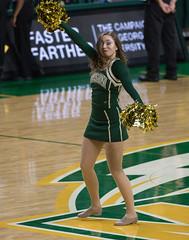 142A4934 (Roy8236) Tags: gmu george mason university basketball a10 cheerleaders cheerleader