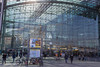 Berlin Hauptbahnhof im Winter (marcoverch) Tags: berlin müggelsee campixx winter seo seocampixx hauptbahnhof business geschäft city stadt urban städtisch building gebäude office büro commuter pendler architecture diearchitektur glassitems glasartikel transportationsystem transportsystem modern train zug people menschen stock road strase travel reise railway eisenbahn traffic derverkehr commerce handel shopping einkaufen reflection betrachtung flickr sigma bar airbus natur 7dwf studio florida island blanc