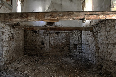 No floor left... (GeorgeKats) Tags: abandoned abandonment old indoors oldhouse abandonedhouse greece village fthiotis