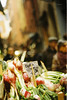 Via Pescherie Vecchie, Bologna (fabiog86) Tags: bologna italy italia italian street streetphotography oldcamera zenith zenithe 70scamera film 35mm 35mmlens bulaggna market mercato pescherievecchie bokeh focus vegetables fabiog