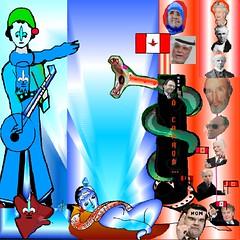 La légende québécoise d'Orphée