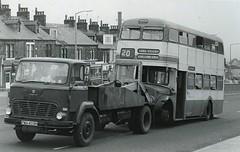 Barnsley By BMC (ekawrecker) Tags: bus bradfordcorporation 180 2180kw redline mastiff perkins v8