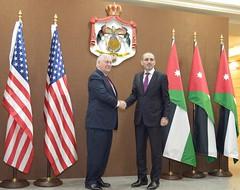 Secretary Tillerson Meets With Jordanian Foreign Minister Safadi (U.S. Department of State) Tags: rextillerson amman jordan aymansafadi