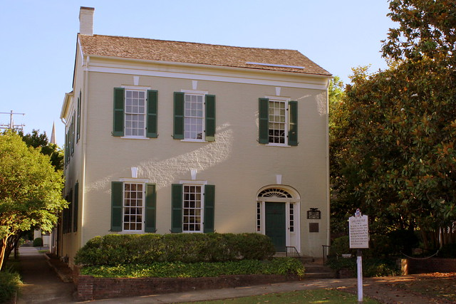James K. Polk Ancestral Home - Columbia, TN