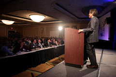 John Stossel with attendees (Gage Skidmore) Tags: john stossel young americans for liberty spring summit new york city 2018 teaneck marriott glenpointe jersey