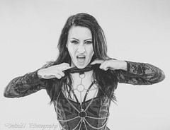 20180215-IMG_0042-Edit-2 (deltic21) Tags: model abbeymill abbey rhi attitude fierce brunette alluring attractive natural british bella beautiful beauty cool canon alternative female fashion feminine fair dress devine delightful delicate english sensual sexy energy fit glamour leather chains fishnets stockings gorgeous glamourous glam heels hot lingerie lancashire lancs muse north northwest offcamera flash studio style stylish serious streetportrait street strong streetfashion striking undressed undressing underwear women wonderful wow girl girly girls females boudoir boobs bed erotic tattoo ink