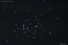 M44 The Beehive Cluster (Praesepe) (Ralph Smyth) Tags: m44 praesepe ed80 skywatcher 760d astrometrydotnet:id=nova2444518 astrometrydotnet:status=solved