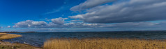 20180224-IMG_1080-Pano (mistral74nf) Tags: panorama ostsee balticsea küste coast wolken clouds pictureoftheday fotodestages