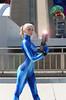 Samus (mouseart005) Tags: zero suit samus blue spandex blonde girl metroid nintendo video games videogames cntower toronto canada fanexpo cosplay costume scifi fantasy aliens comiccon comic con convention