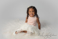 Lila (photoobsessed1) Tags: child girl easter pink studio portrait