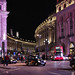 Regent Street and Piccadilly Circus