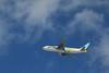 Sky traveler (Teruhide Tomori) Tags: 飛行機 新千歳空港 北海道 離陸 テイクオフ ジェット機 日本 ボーイング767 航空機 空 雲 airplane aircraft newchitoseairport hokkaido japan japon boeing767 airdo エアードゥ sky clouds fly jet