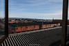 Patrimoine industriel. (steflgs) Tags: aquitaine rouge brique calis patrimoine usine urbex vue ciel roof toit