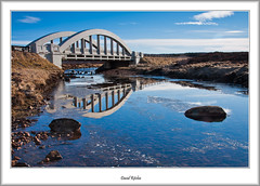 Bridge Over River Coupall (flatfoot471) Tags: 2016 bridge glencoe highlandsislands landscape march normal rivercoupall rural scotland unitedkingdom winter gbr