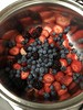Frutas vermelhas (CaioC Gomes) Tags: fruits red blueberry strawberry blackberry mulberry raspberry