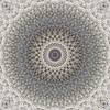Spirograss (Matt Molloy) Tags: mattmolloy photography digitallymirrored symmetrical circles patterns lines curves triangles shapes spirograph grass nature trippy fun lovelife