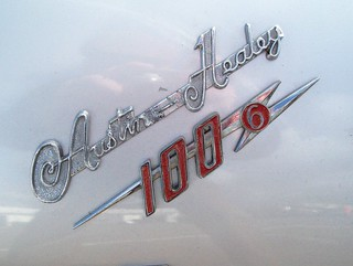 248 Austin Healey 100-6 Badge