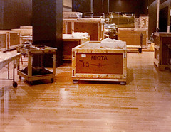Mummies -- Moving On (JFGryphon) Tags: mummies mummyexhibit chicagosfieldmuseum egypt perú amnh mummiesonthemove exhibit packing crates boxes extraordinary woodboxes woodcrates