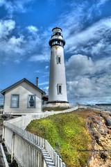 Pigeon Point (ExpressionOfJoy) Tags: pigeonpointlighthouse california lighthouse hwy101 vacation coastal californiacoast ocean architecture 1891 tallest 115feet landscape