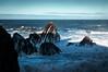 Rocas en la costa (ccc.39) Tags: asturias castrillón cantábrico costa mar rocas espuma peñas sea seascape coast shoreline