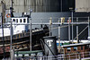 Shipyard--Kodiak and Luna (PAJ880) Tags: fv kodiak tug luna shipyard chelsea ma repair refit boston harboe urban waterfront