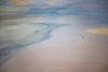 Footprints across salt flats (Friendly Photos) Tags: flamingo flamingos desert desierto salt flats plains salares andes los chile san pedro de atacama lagunas lagoons blue green pink black water