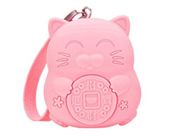 Kawaii Lucky Cat Coin Purse (mywowstuff) Tags: gifts gadgets cool family friends funny shopping men women kids home