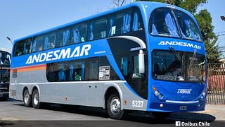 Metalsur Starbus 2 / Andesmar / Nº 5227