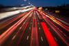 Raymond-Vestal-Long-Way-Home (raymondvestal) Tags: lensbaby lensbabymuse nightphotography nikond600 overpass us60 freeway headlights taillights lensbabycitybonus plastic optics mesa az thelongwayhome