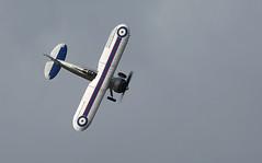 Gladiator (Bernie Condon) Tags: gloster gladiator fighter military warplane ww2 1930s biplane raf royalairforce vintage preserved fightercommand battle britain