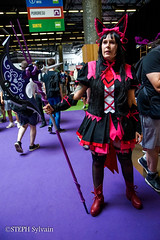 Japan Expo 2017 4e jrs-20 (Flashouilleur Fou) Tags: japan expo 2017 parc des expositions de parisnord villepinte cosplay cospleurs cosplayeuses cosplayers française français européen européenne deguisement costumes montage effet speciaux fx flashouilleurfou flashouilleur fou manga manhwa animes animations oav ova bd comics marvel dc image valiant disney warner bros 20th century fox star wars trek jedi sith empire premiere ordre overwath league legend moba princesse lord ring seigneurs anneaux saint seiya chevalier du zodiaque