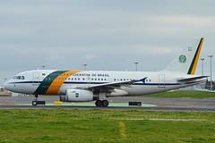 """Santos Dumont"" FAB Força Aérea Brasileira 2101 Airbus A319-133XCJ cn/2263 @ LPPT / LIS 10-01-2017 (Nabil Molinari Photography) Tags: santosdumont fab força aérea brasileira 2101 airbus a319133xcj cn2263 lppt lis 10012017"