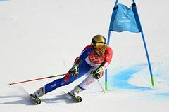 Ski alpin - Slalom géant hommes (France Olympique) Tags: 2018 alpin alpine coree games geant giant jeux jeuxolympiques jo korea men olympic olympicgames olympics olympiques pyeongchang ski skiing slalom south sport sud winter coréedusud
