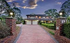 2 Fitzroy Lane, Windsor Downs NSW