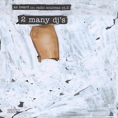2012_2ManyDJs_As_heard_On_Radio_Soulwax_2012 (Marc Wathieu) Tags: rock pop vinyl cover record sleeve music belgium coverart belgique pochette cd indie artwork vinylcover sleevedesign