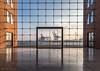 the Window (mar_lies1107) Tags: architektur hamburg linien himmel hafen fenster spiegelung