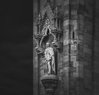 Albert memorial clock statue   Architecture series - 11