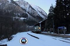 ALn 663-1005 (Treni In Foto) Tags: ferrovia linea aosta prè saint didier aln 663 livrea xmpr treno regionale