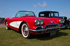 Corvette (Tony Howsham) Tags: canon eos70d sigma 18250 os classic car corvette red old
