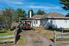 Maidstone (Westographer) Tags: maidstone melbourne australia westernsuburbs suburbia fordcortina fenceline weathered housingcommissionhome house home concretehouse mundane banal decay housingcommission