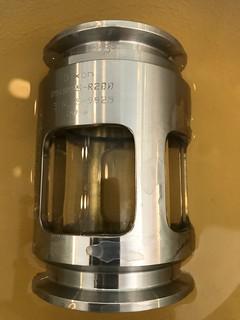 Dixion sightglass in beer