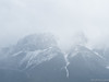 Storm over the mountains (David R. Crowe) Tags: landscape mountain nature outdooractivities plant scrambling seasons snowice time tree water winter canmore alberta canada