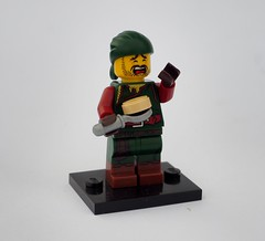 Sea Rat Salt (Robert4168/Garmadon) Tags: lego brethrenofthebrickseas minifigure sea rat sailor pirate