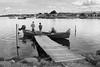 2 (Francis Gordon Moore) Tags: 2 sea boat barca mare pontile marceddì sardegna terralba